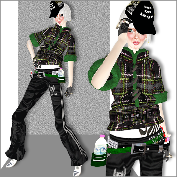 Mizzi's fashion blah_looks_tartan2