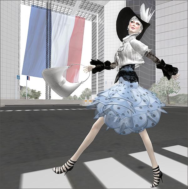 Mizzi's fashion blah_World Trip_France