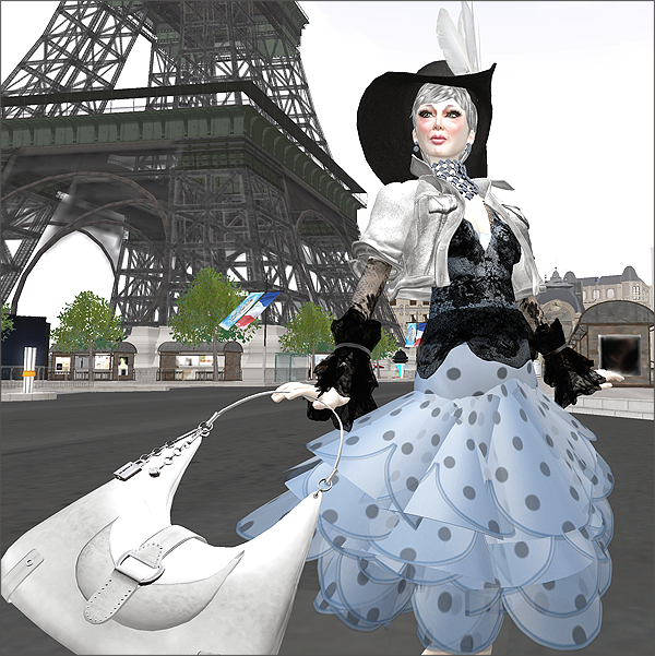 Mizzi's fashion blah_World Trip_France1