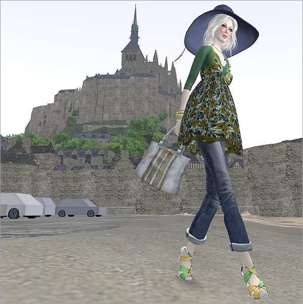 Mizzi's fashion blah_World Trip_France2