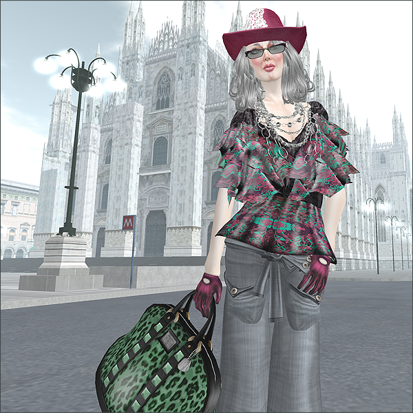 Mizzi's fashion blah_World Trip_Italy 1